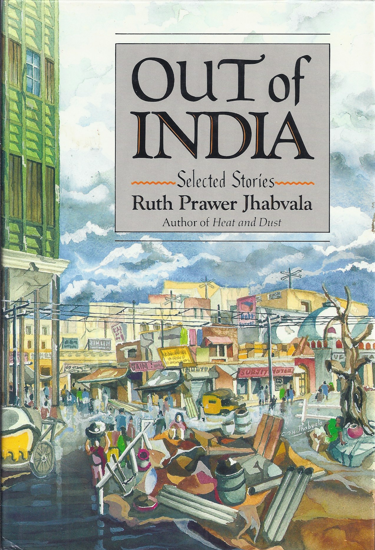 Image for Out of India: Selected Stories