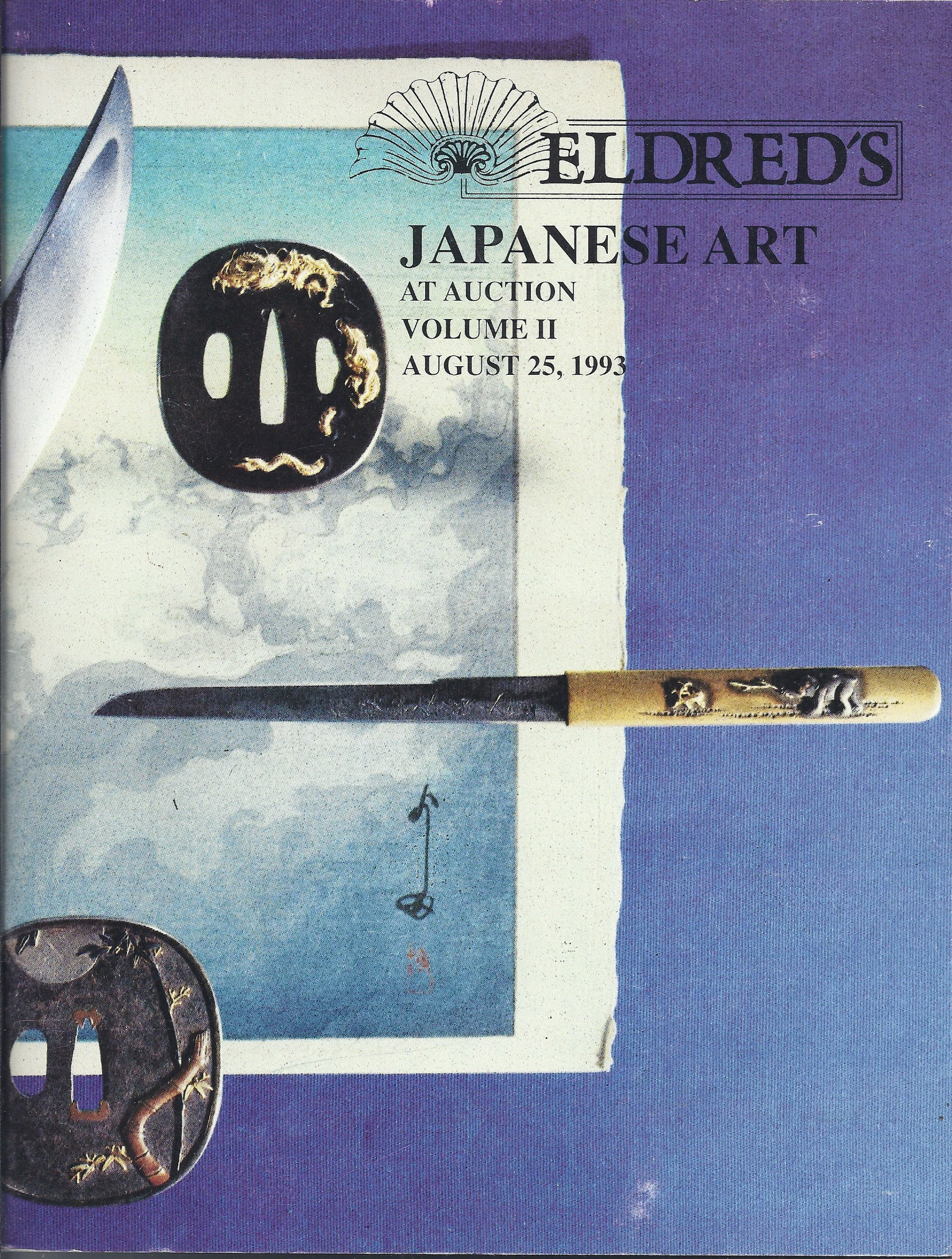 Image for Eldred's Japanese Art At Auction, Volume II, August 25, 1993