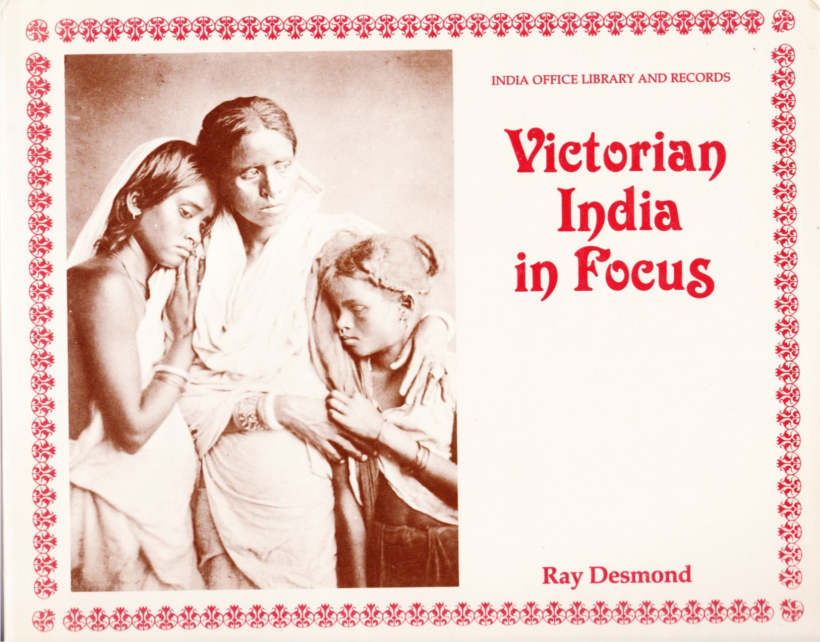 Image for Victorian India in Focus