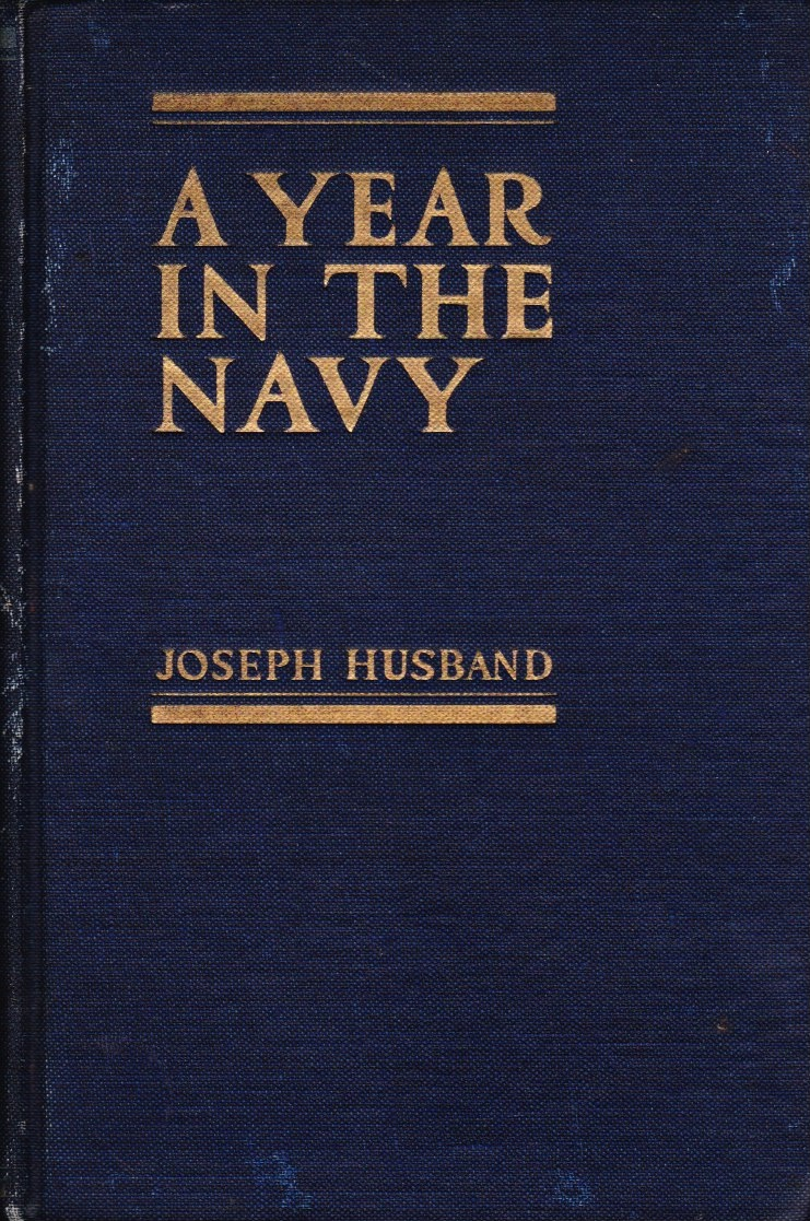 Image for A Year in the Navy