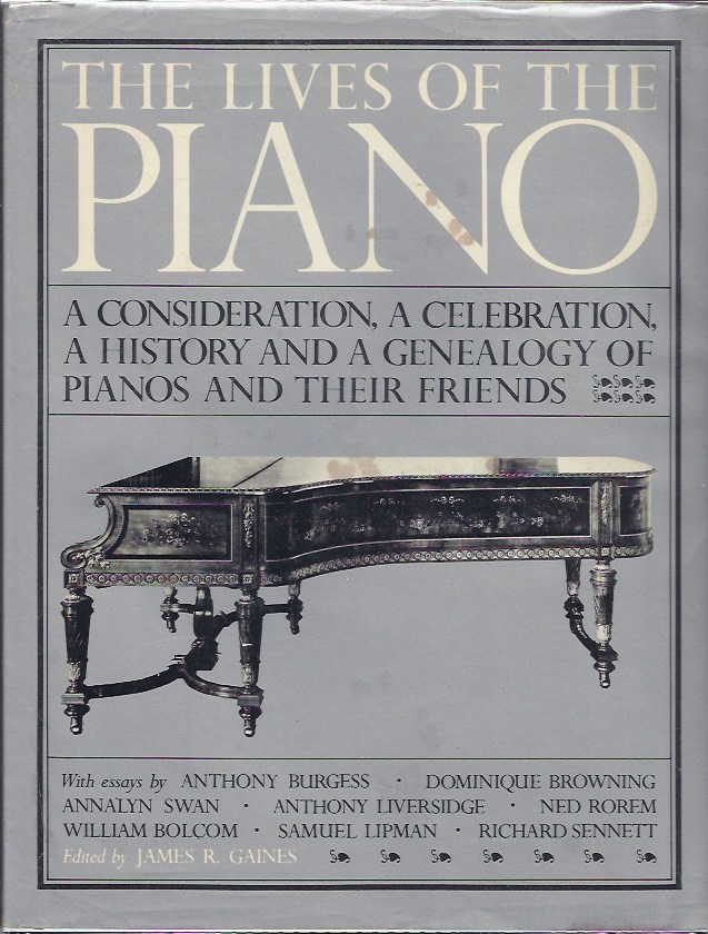 Image for The Lives of the Piano