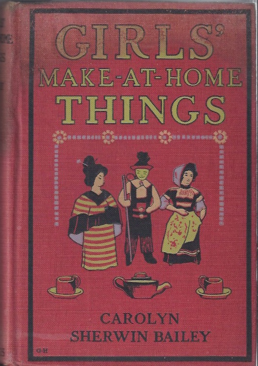 Image for Girls' Make-At-Home Things