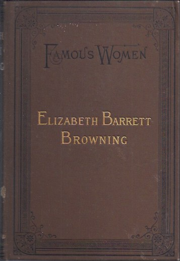 Image for Elizabeth Barrett Browning