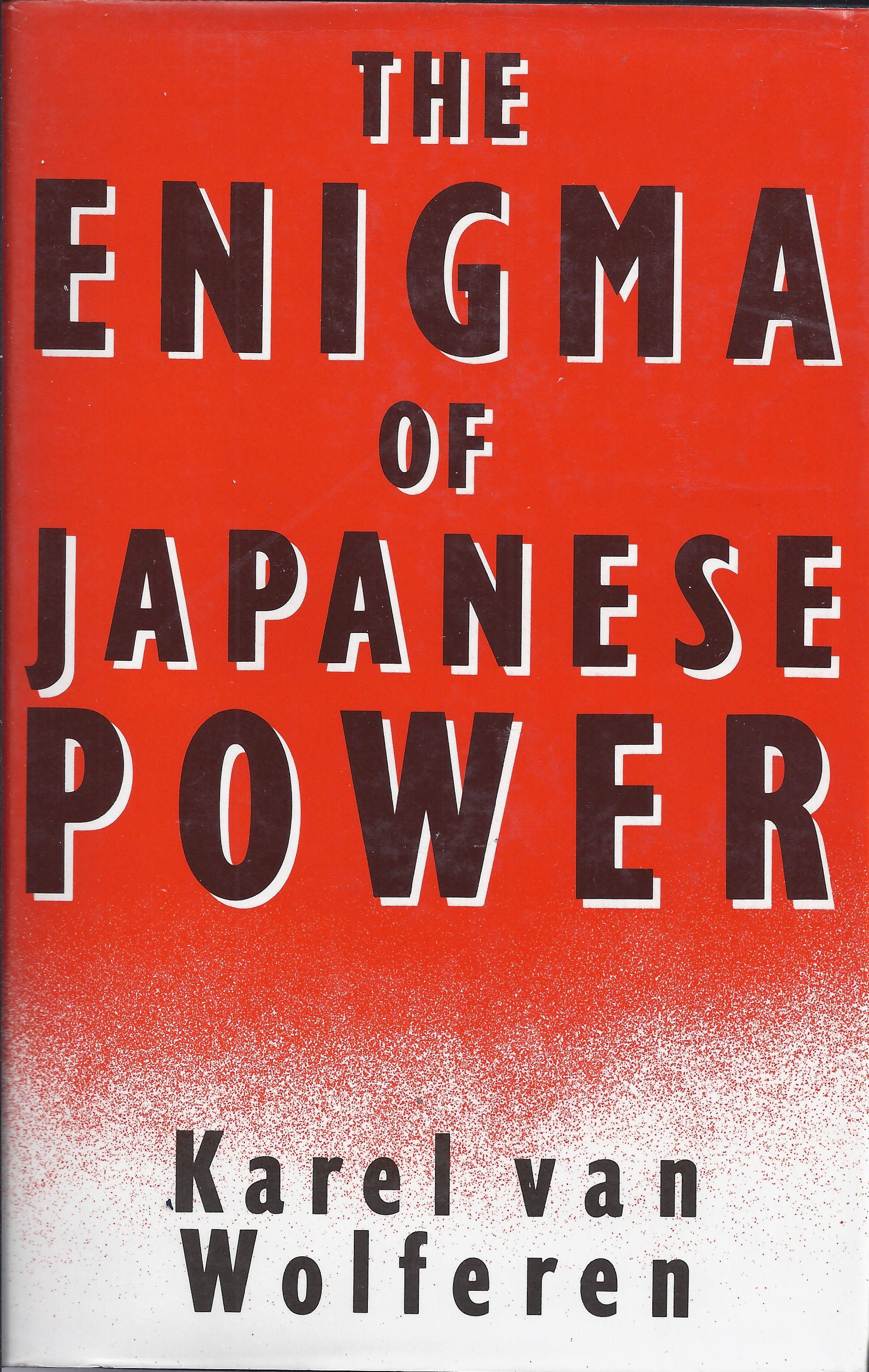 Image for The Enigma of Japanese Power