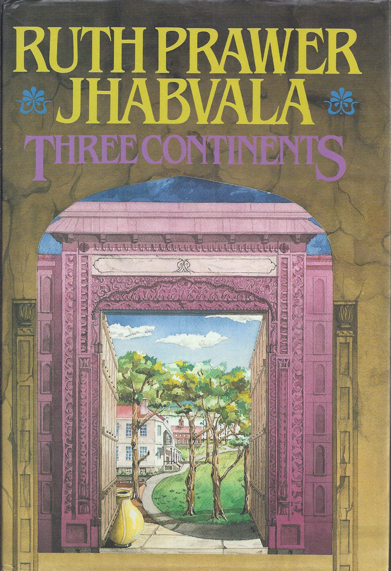 Image for Three Continents
