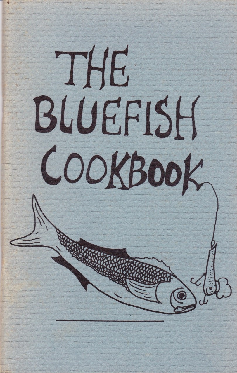 Image for The Bluefish Cookbook