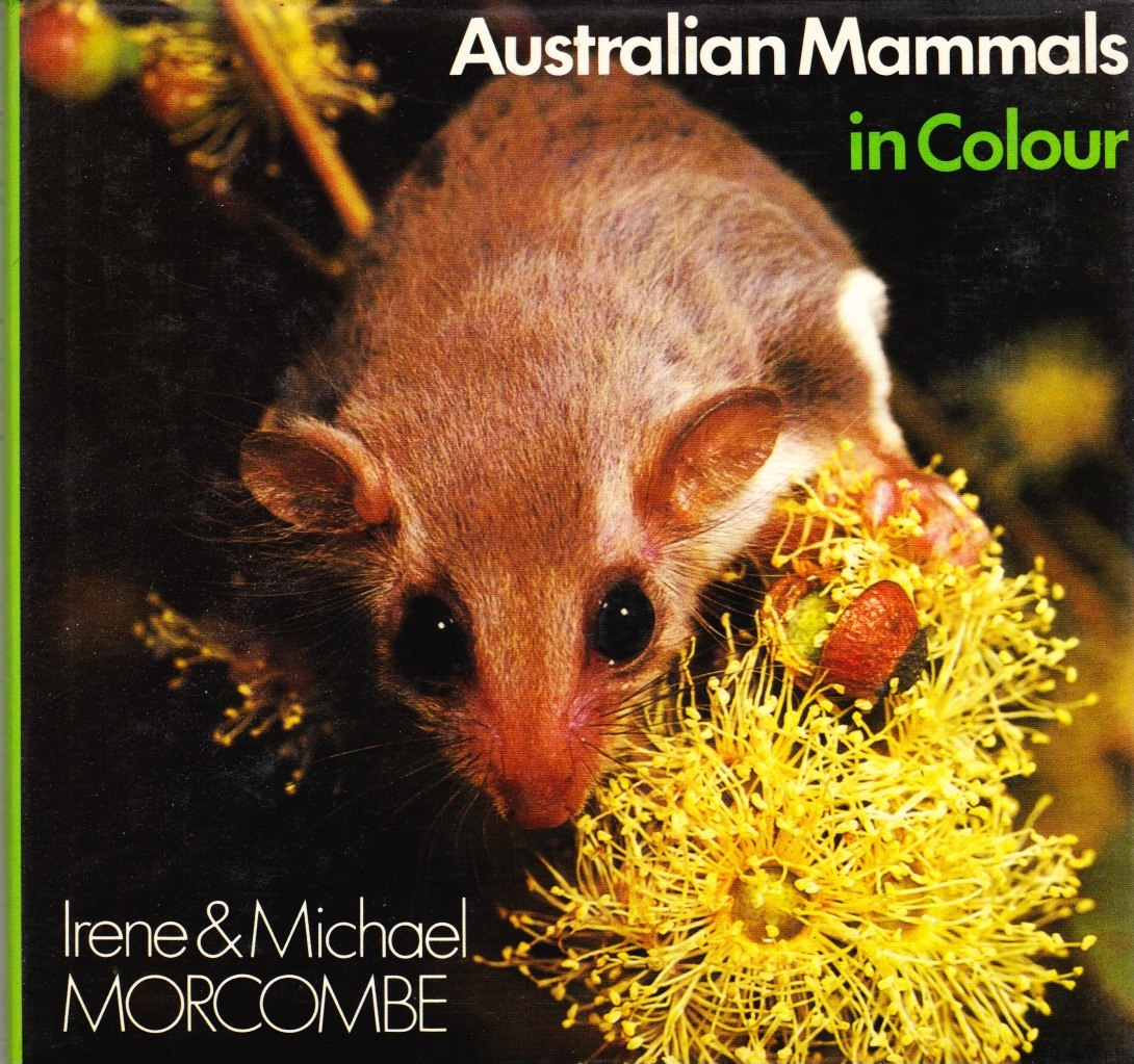 Image for Australian Mammals in Colour