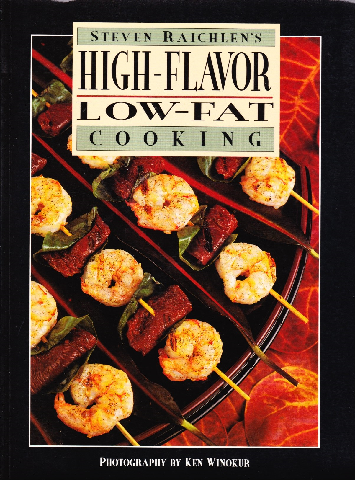 Image for High-Flavor, Low-Fat Cooking