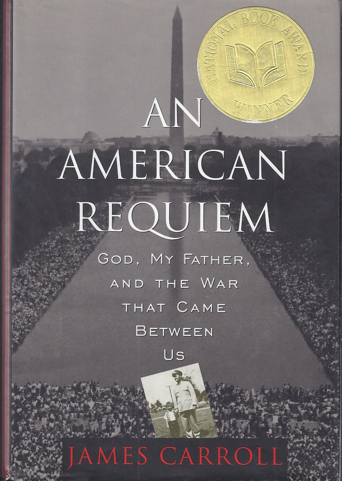 Image for An American Requiem God, My Father, and the War That Came between Us