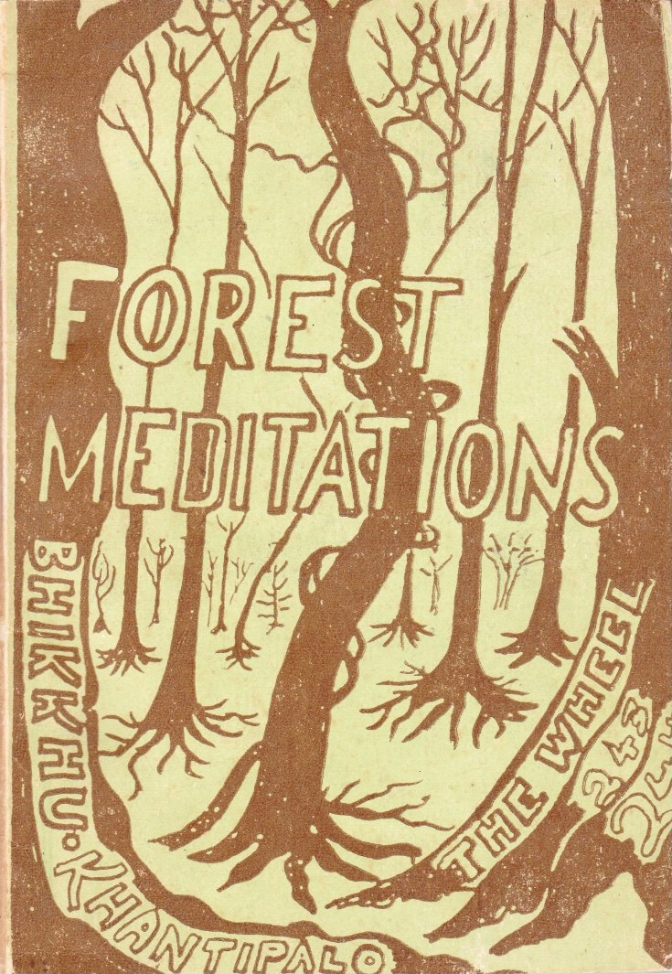 Image for Forest Meditations: the Verses of the Arahant Talaputa Thera