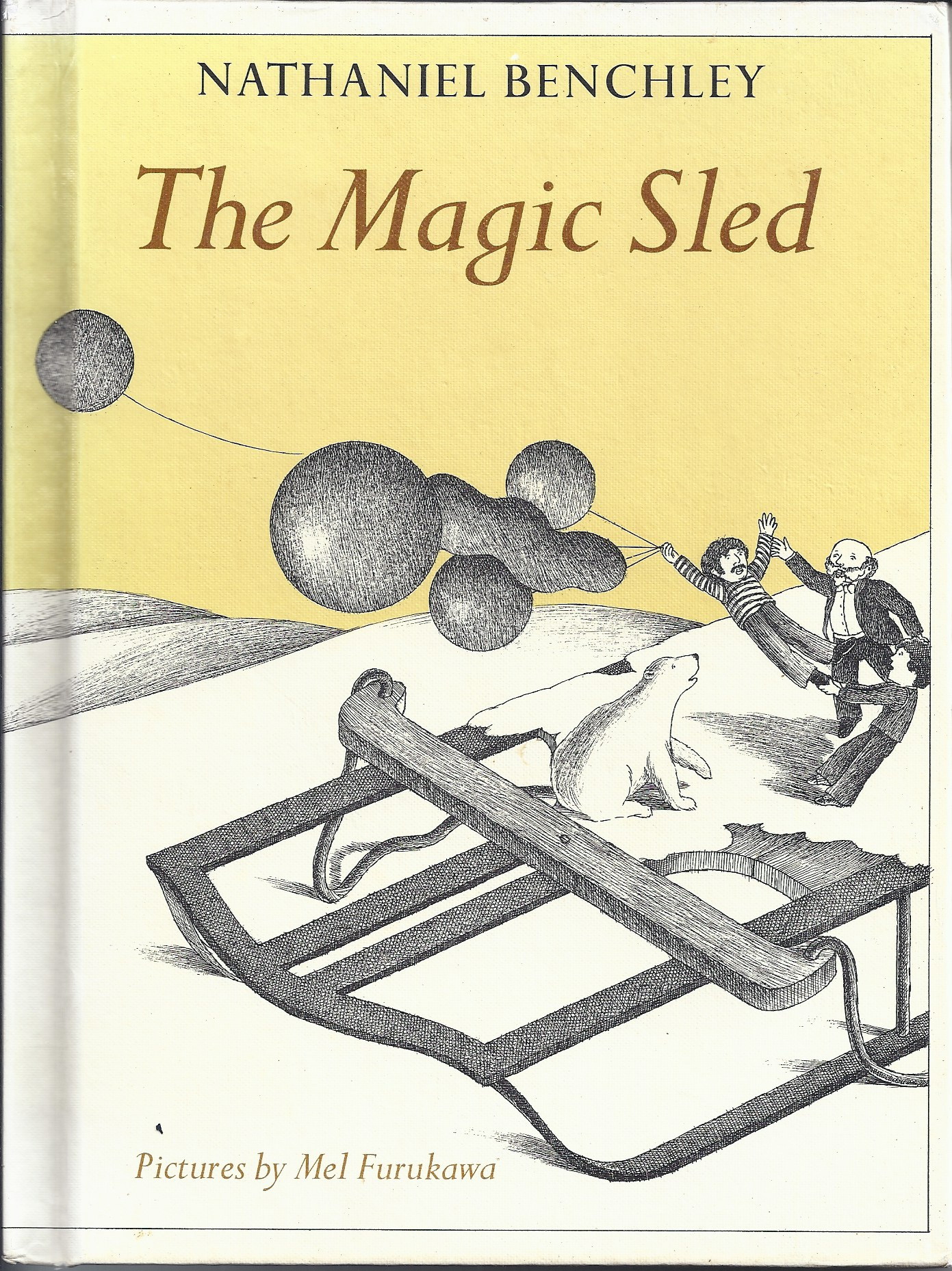 Image for The Magic Sled