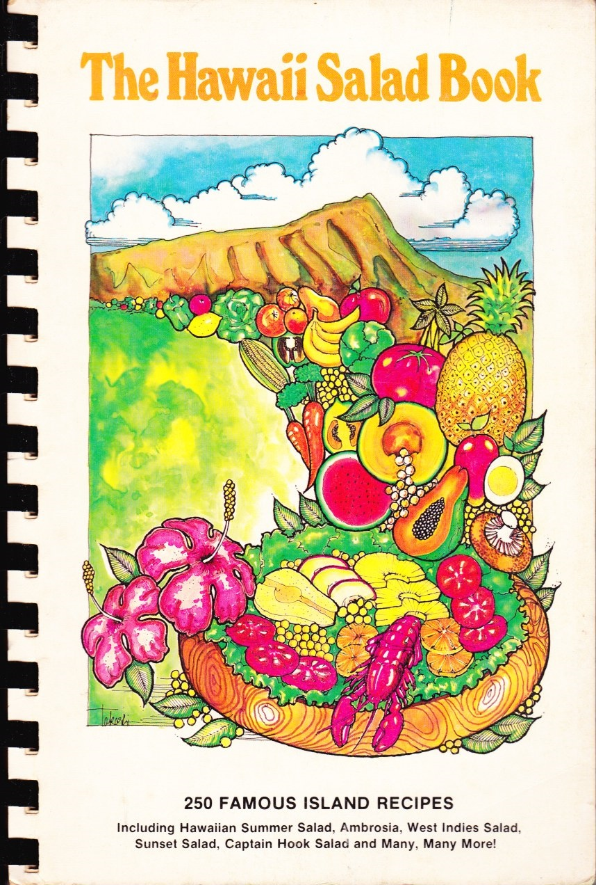 Image for The Hawaii Salad Book