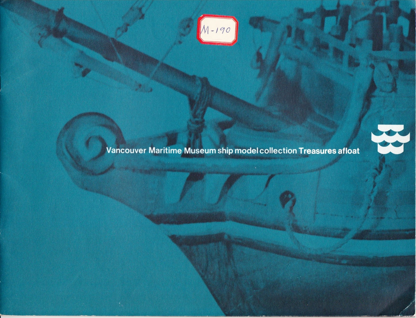 Image for Vancouver Maritime Museum Ship Model Collection Treasures Afloat Spring/summer 1968 Exhibition