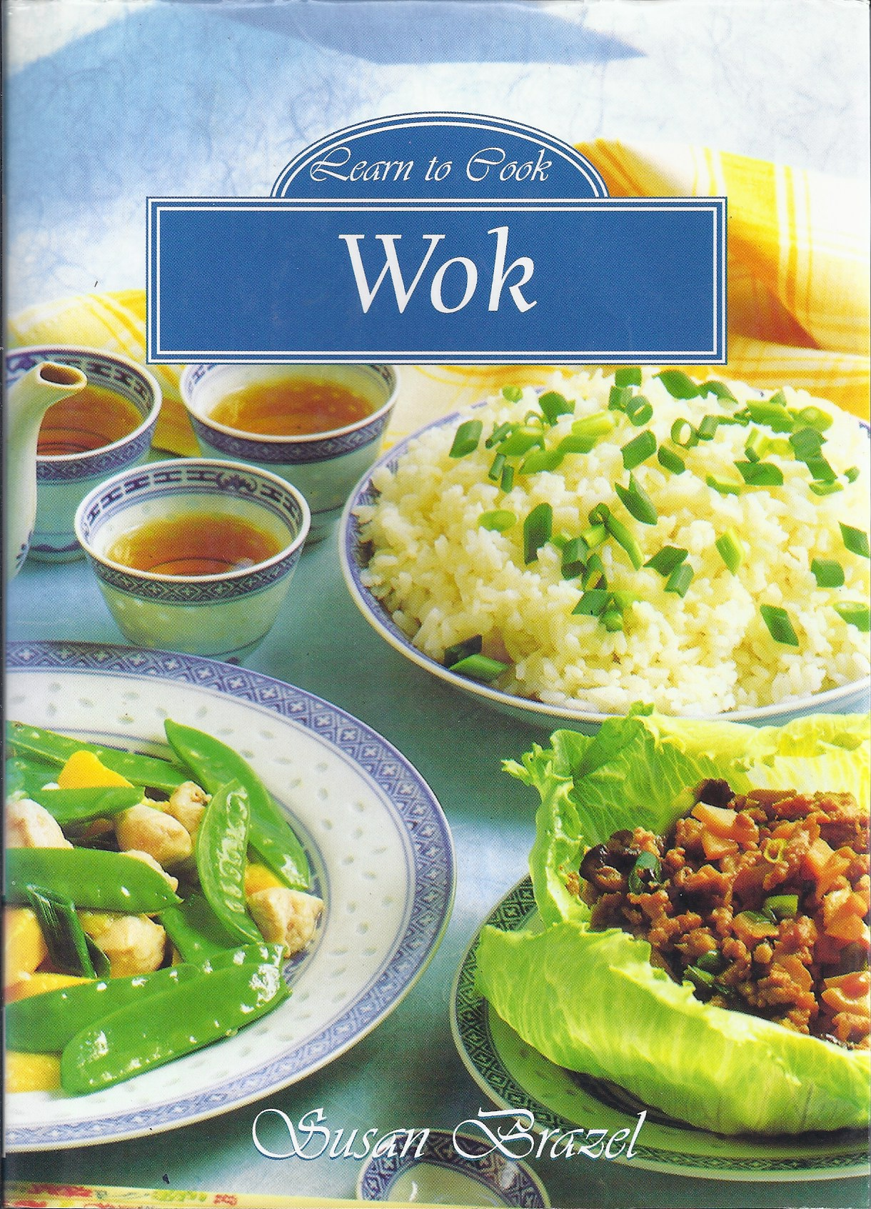 Learn to Cook, Wok