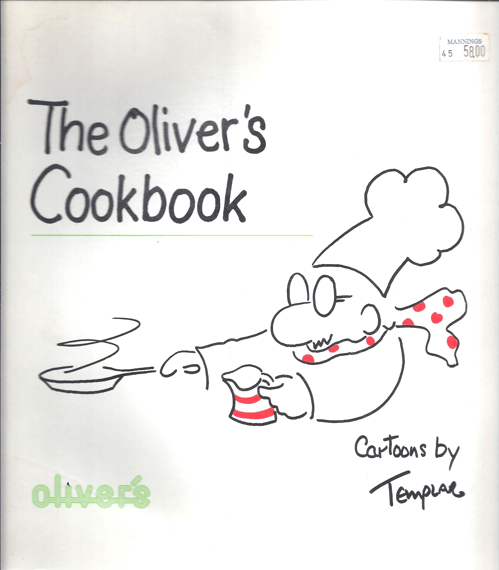 The Oliver's Cookbook