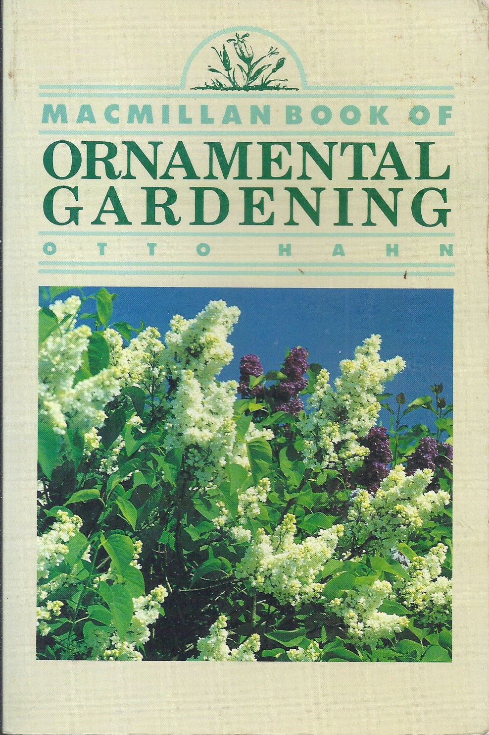 Image for The Macmillan Book of Ornamental Gardening
