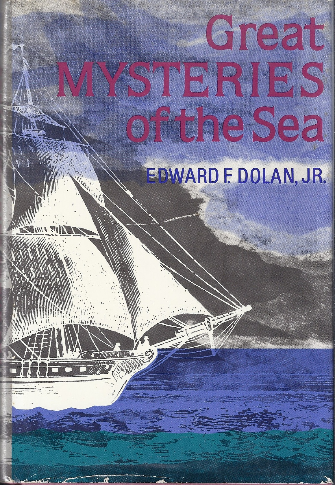Image for Great Mysteries of the Sea