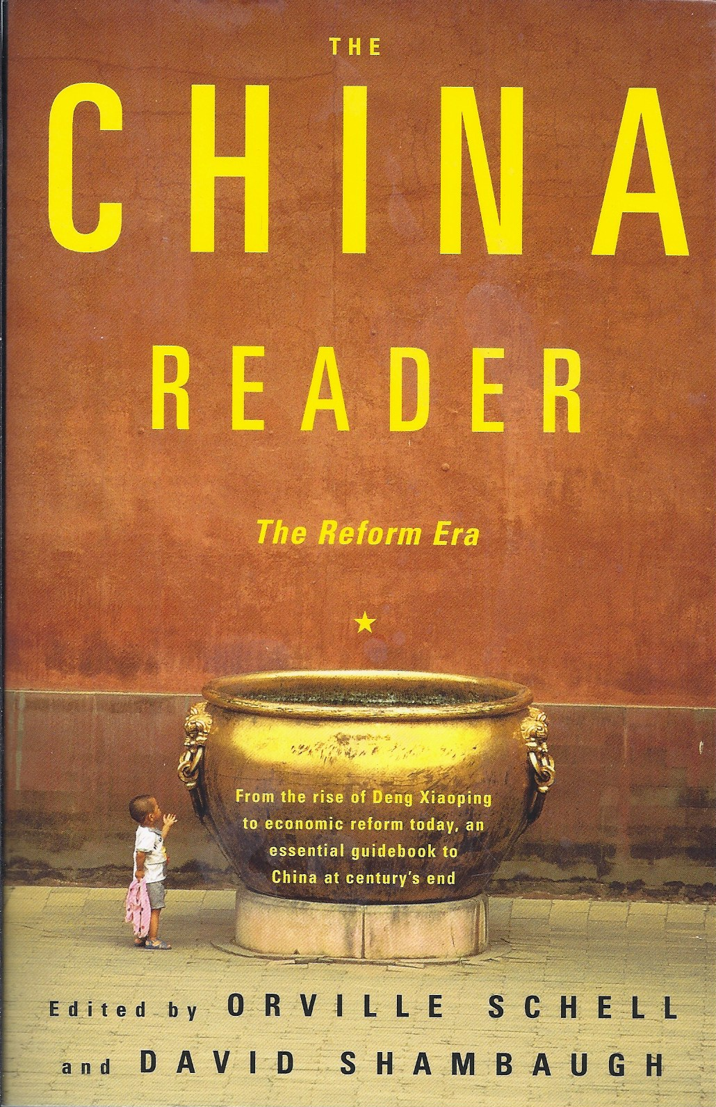 Image for The China Reader  The Reform Era