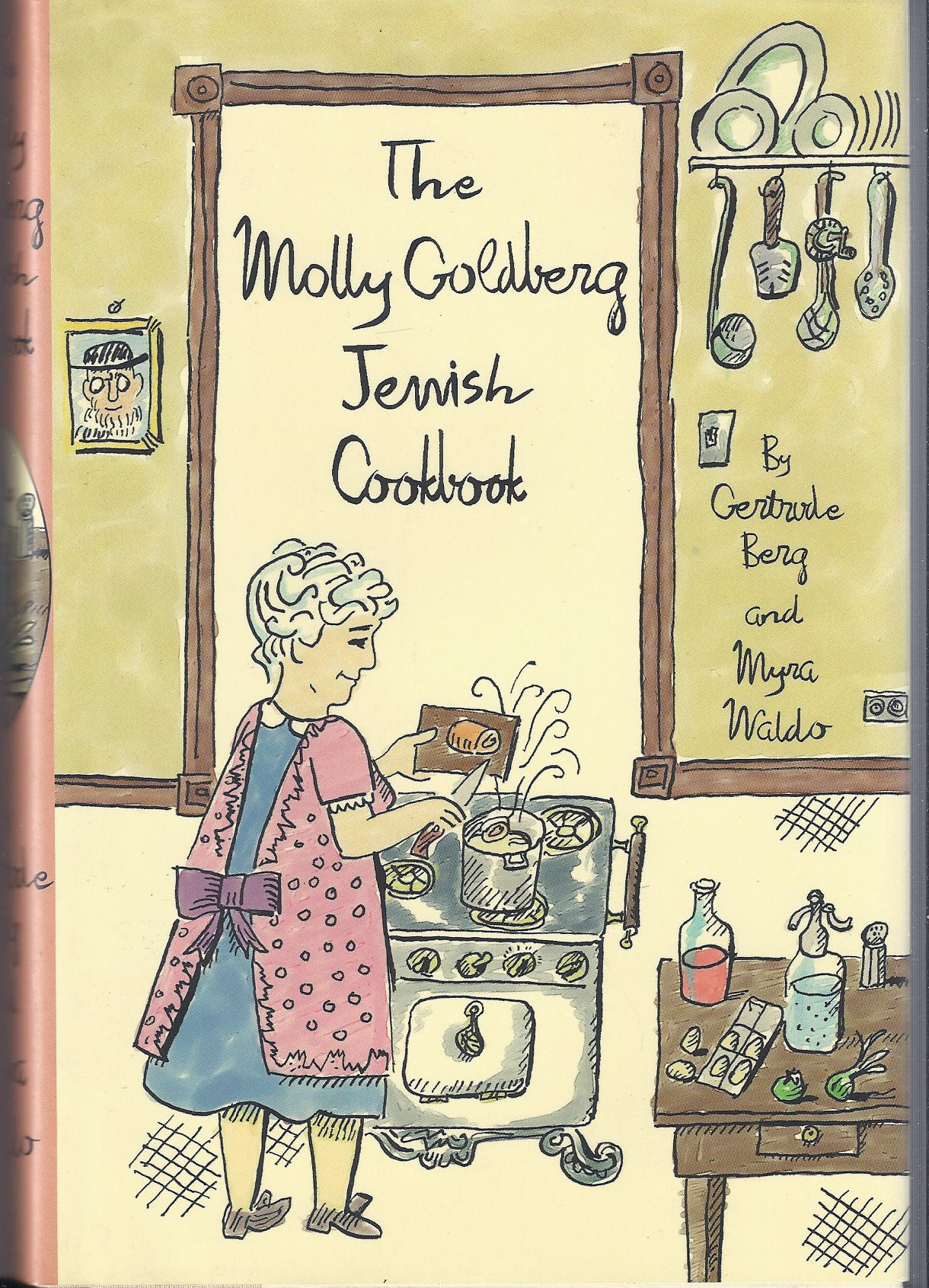 Image for The Molly Goldberg Jewish Cookbook