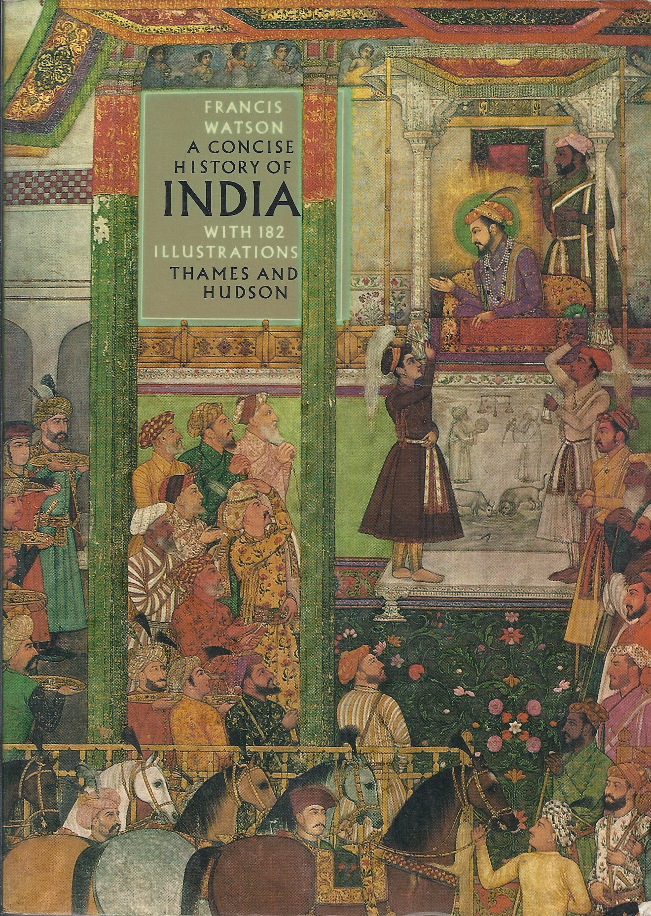 Image for A Concise History of India