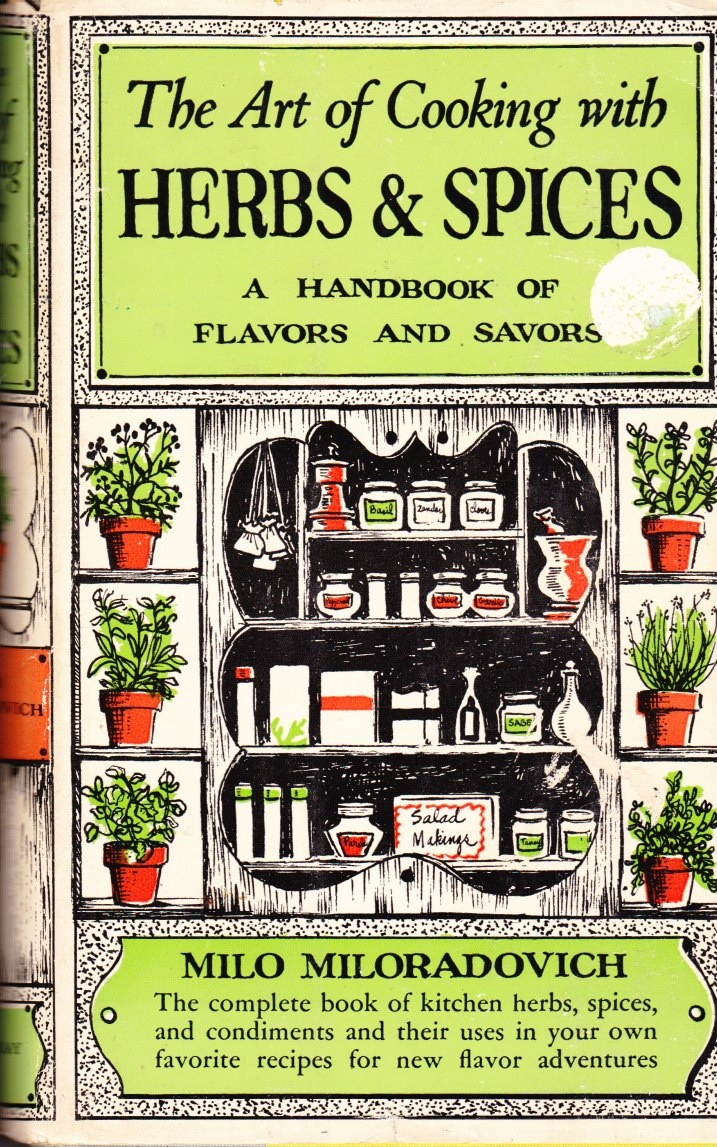 Image for The Art of Cooking with Herbs & Spices