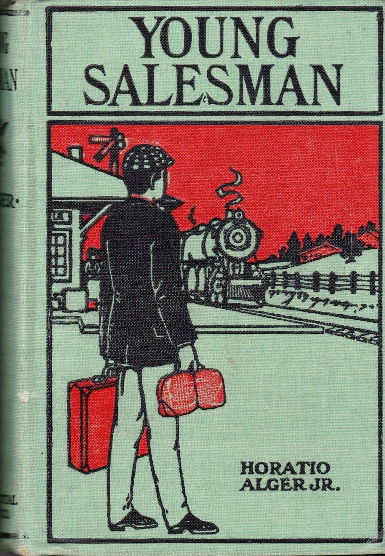 Image for The Young Salesman