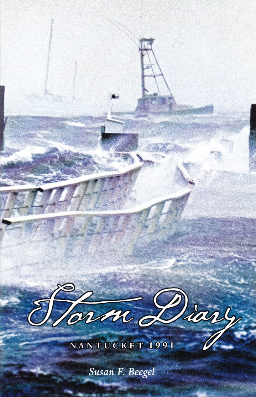 Image for Storm Diary Nantucket 1991
