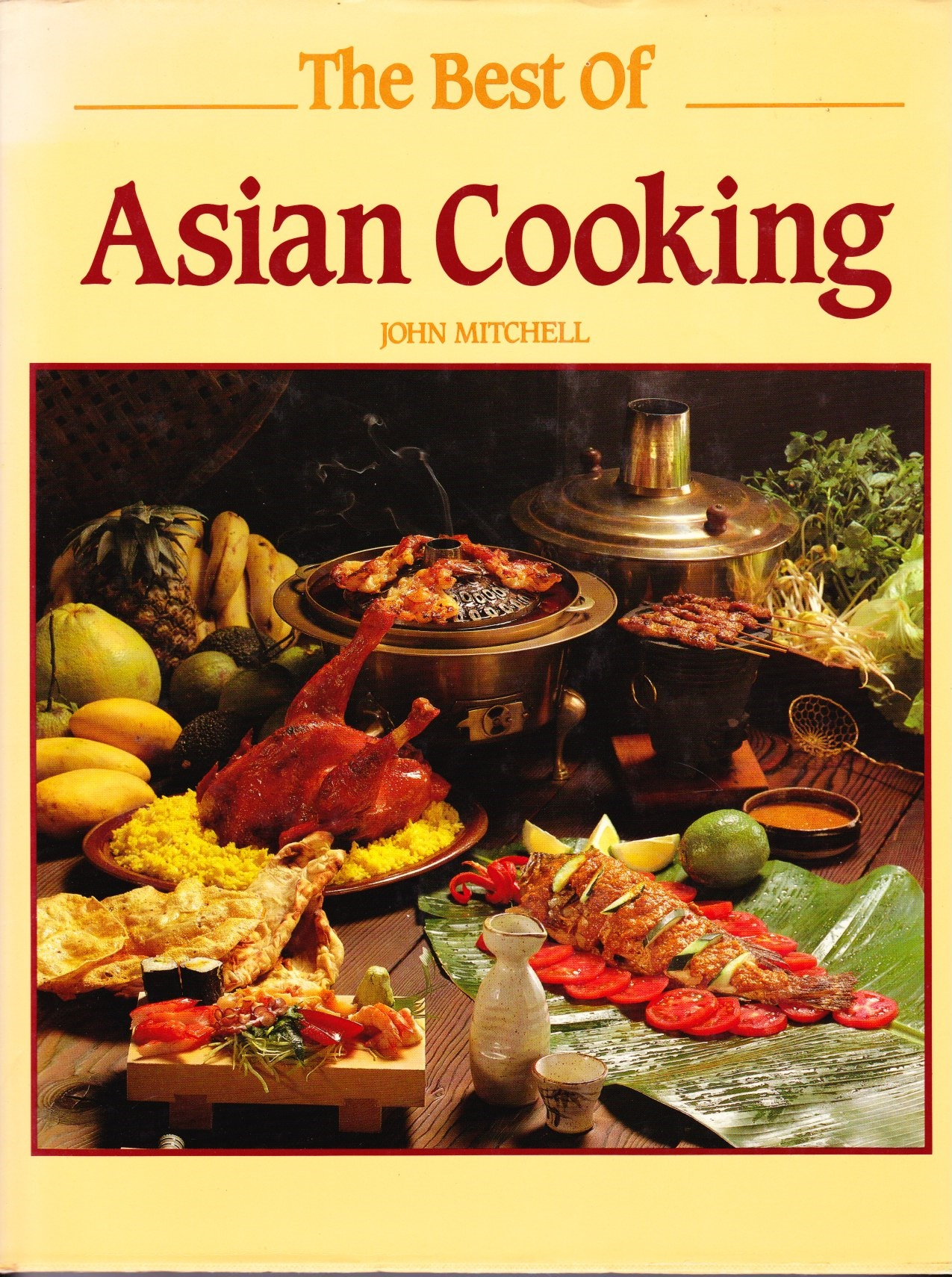 Image for The Best Of Asian Cooking