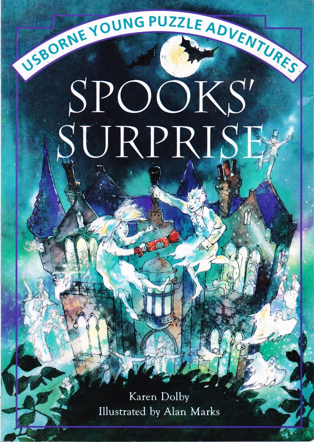 Image for Spooks' Surprise
