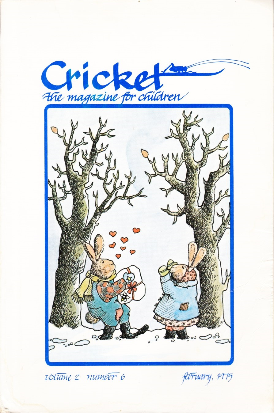 Image for Cricket: the Magazine for Children, Feb 1975 (Vol. 2, No. 6)