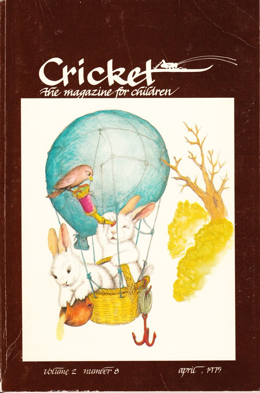 Image for Cricket: the Magazine for Children, Apr 1975 (Vol. 2, No. 8)