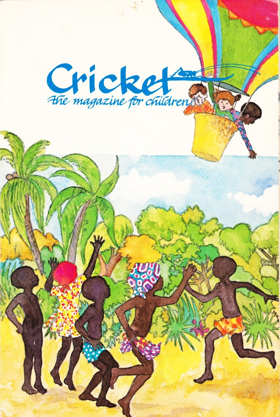 Image for Cricket: the Magazine for Children, July 1975 (Vol. 2, No. 11)