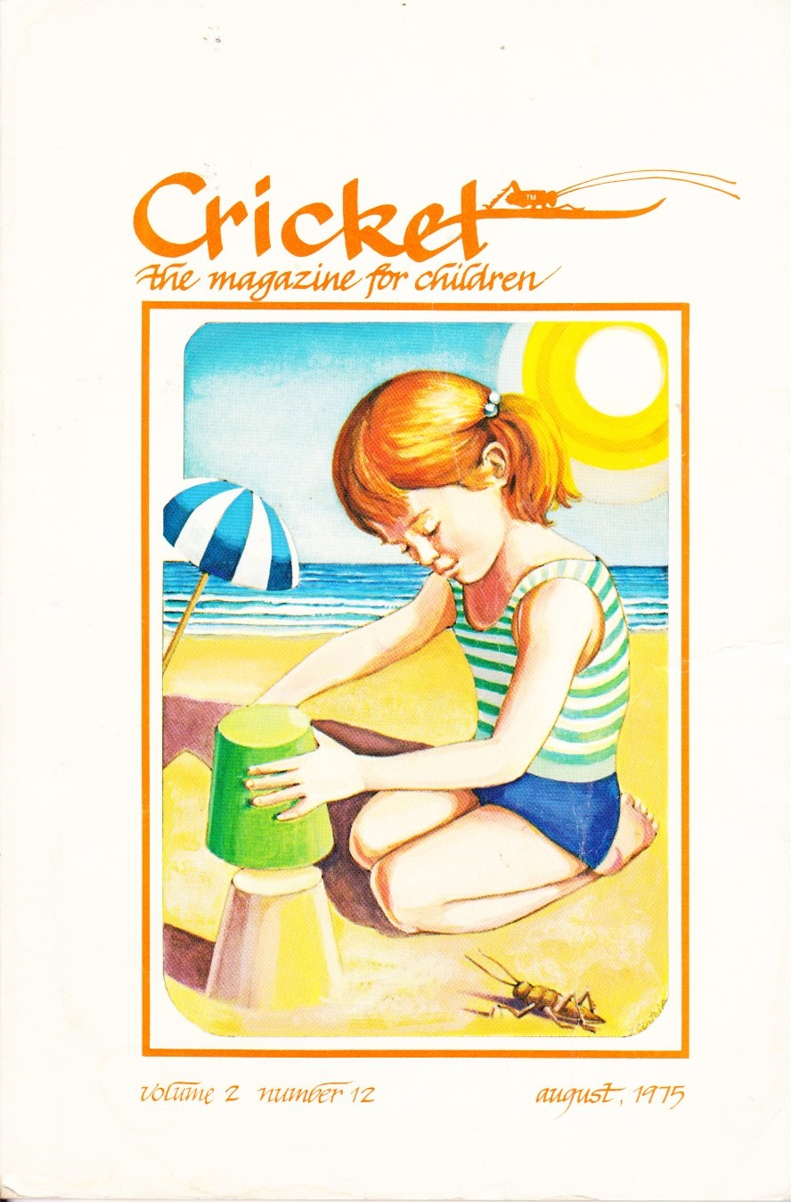 Image for Cricket: the Magazine for Children, August 1975 (Vol. 2, No. 12)