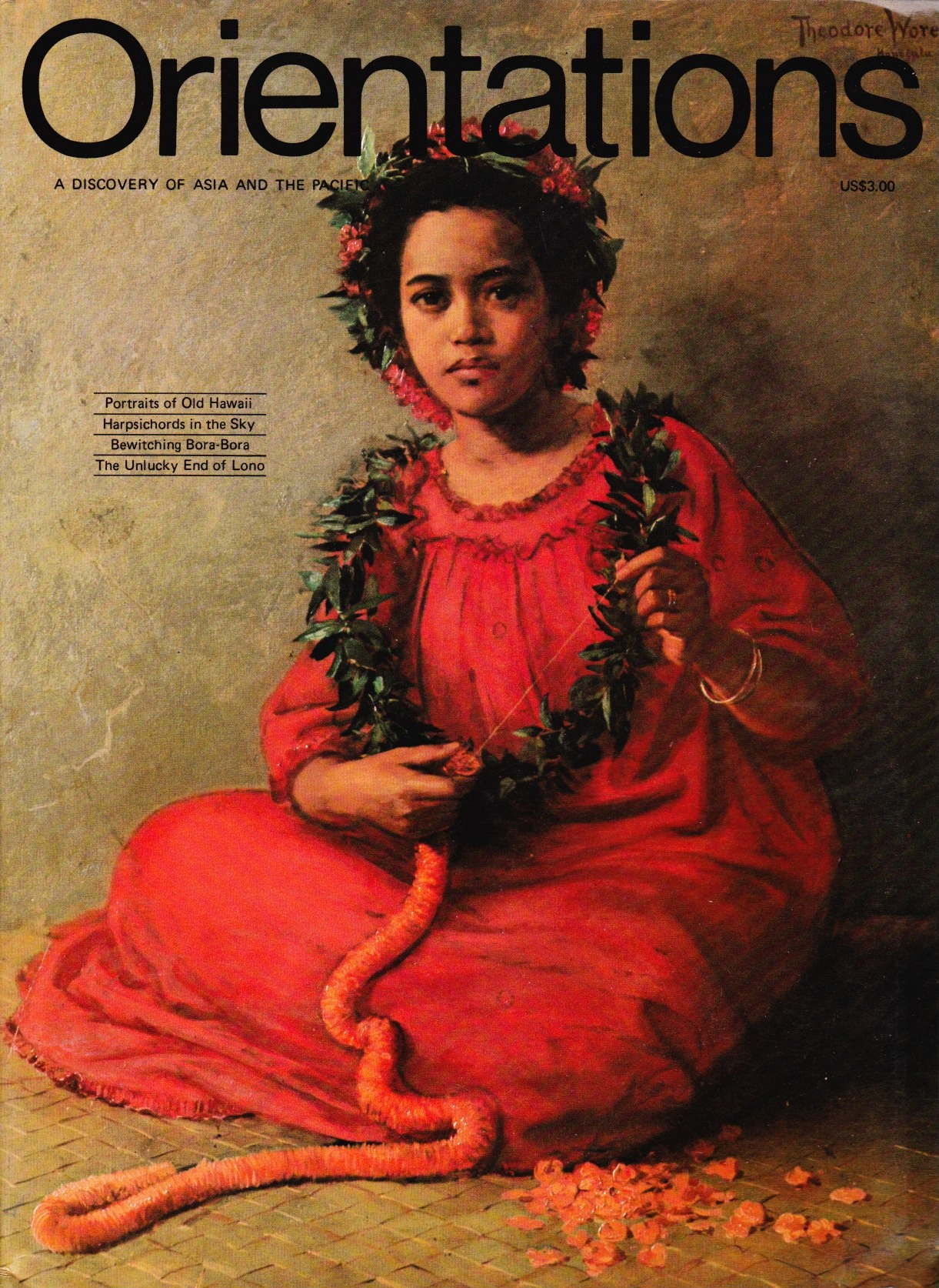 Image for Orientations: a Discovery of Asia and the Pacific Vol. 7, No. 3 (March 1976)
