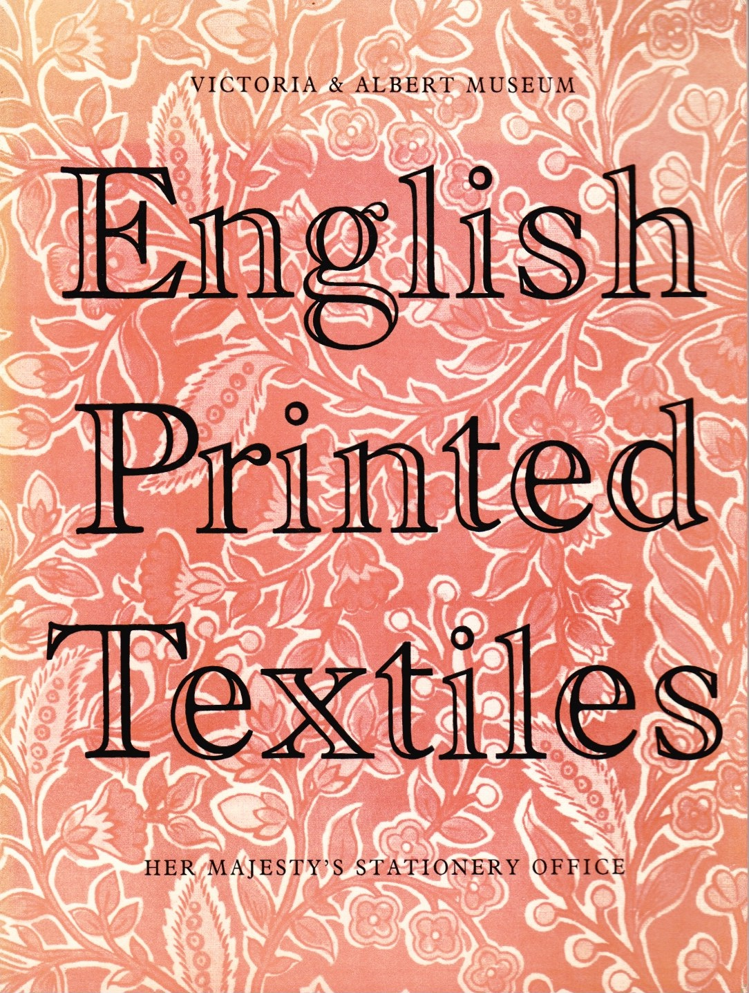 Image for English Printed Textiles 1720-1836