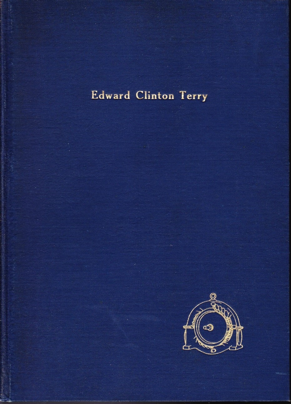 Edward Clinton Terry, PH. B.  Member of American Society of Civil Engineers