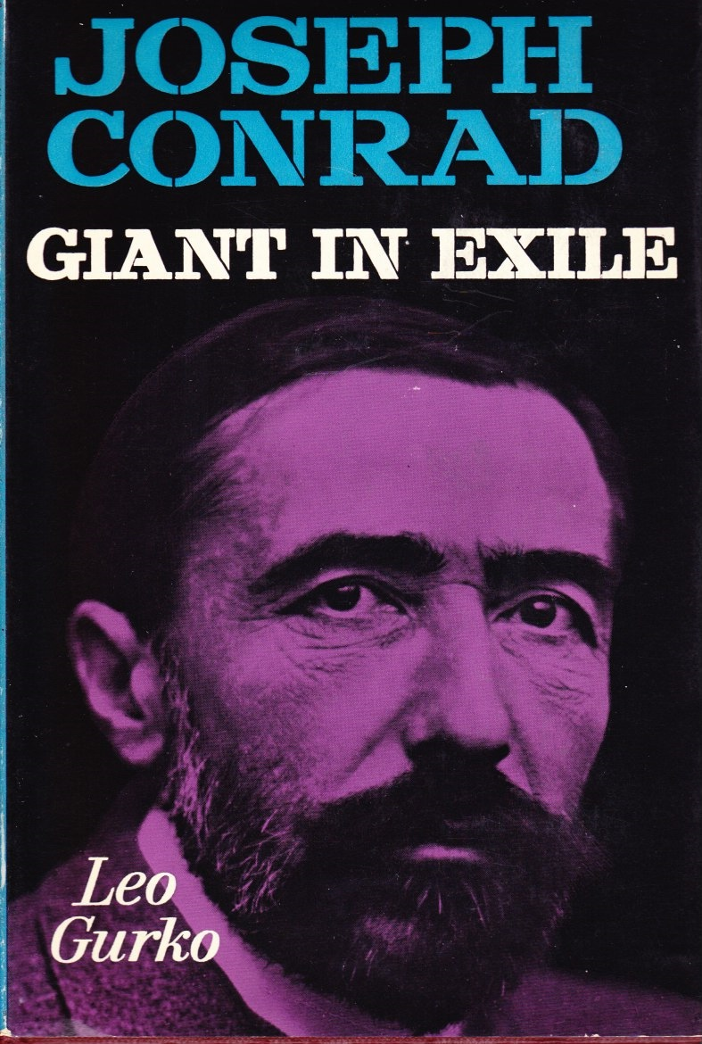 Image for Joseph Conrad  Giant in Exile