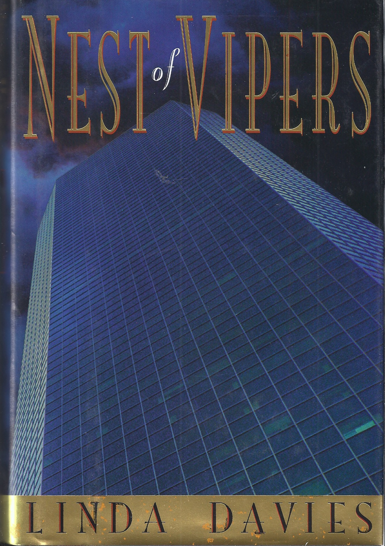 Image for Nest of Vipers