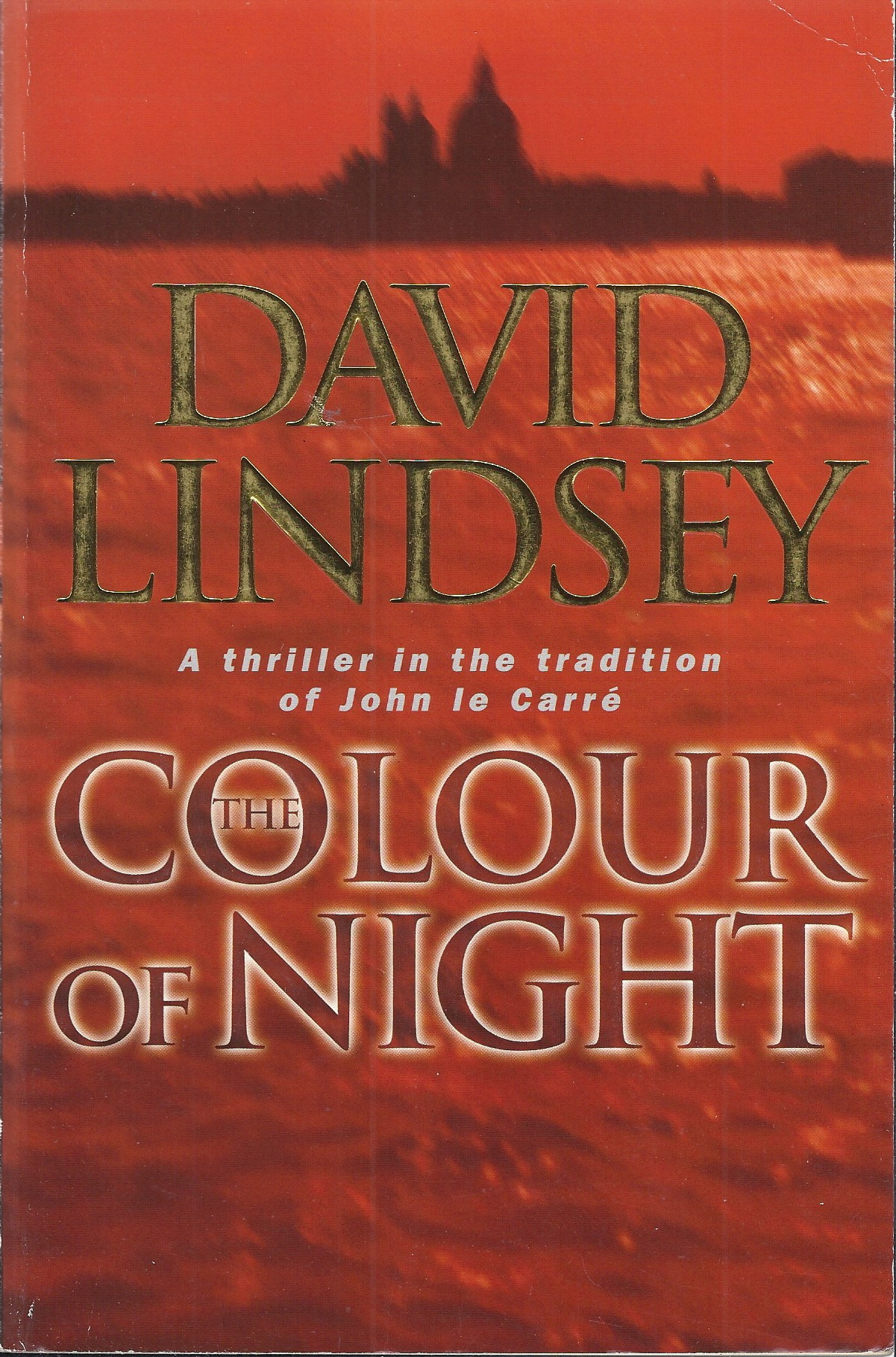 Image for The Colour of Night