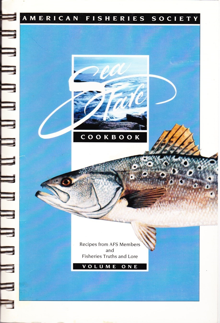 Image for Sea Fare Cookbook Vol. 1