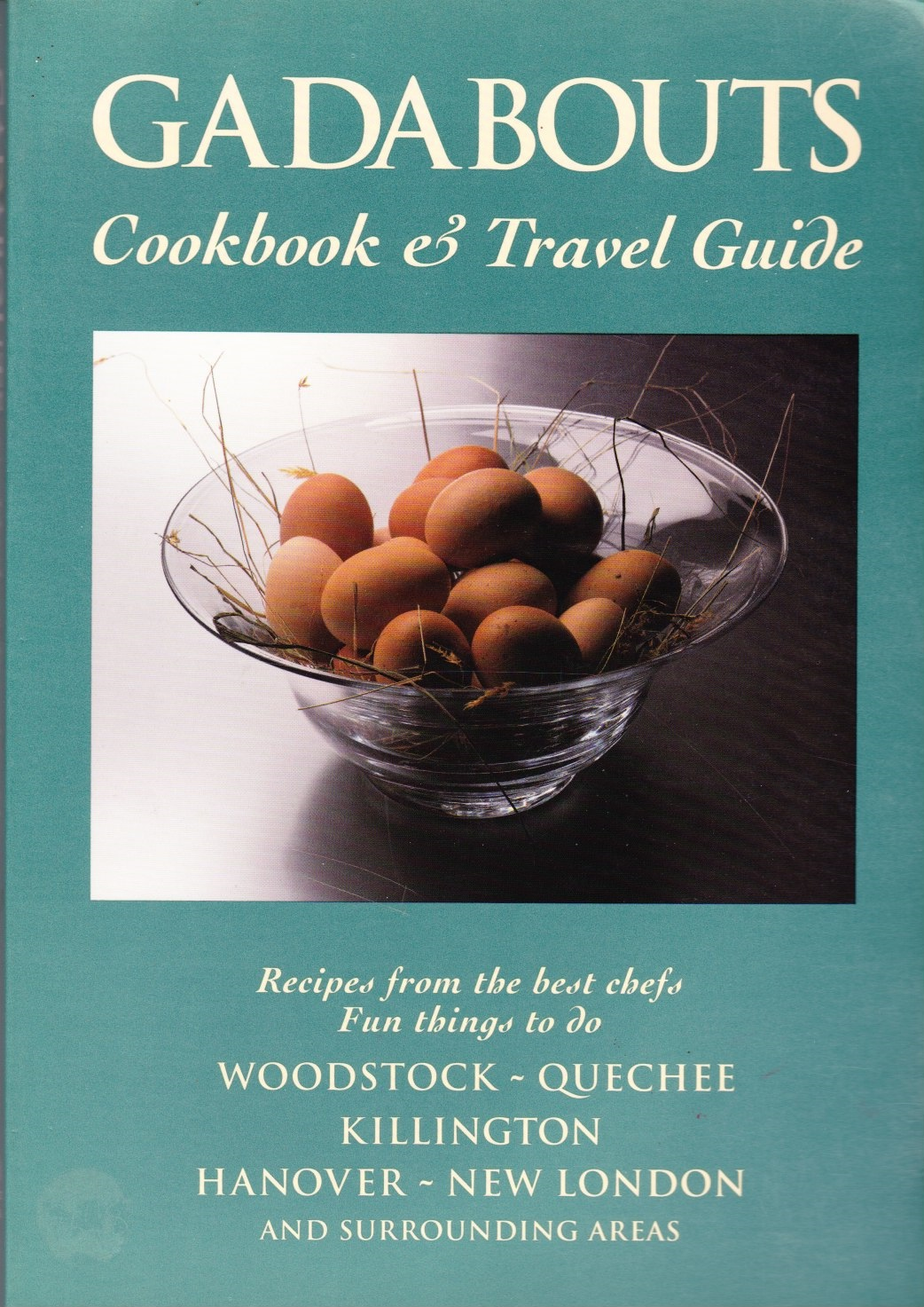 Image for Gadabouts Cookbook & Travel Guide