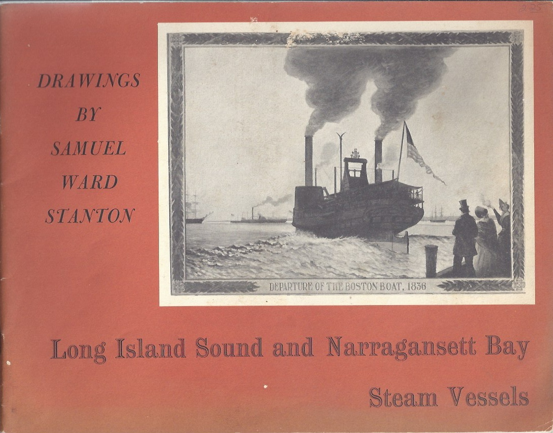 Image for Long Island Sound and Narragansett Bay Steam Vessels