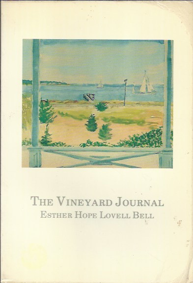 Image for The Vineyard Journal