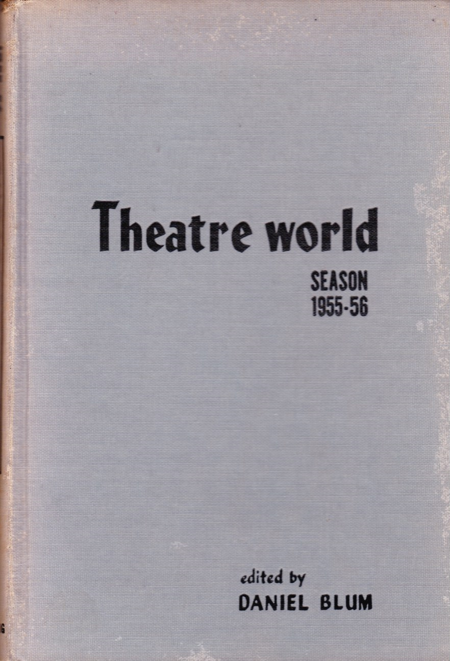 Image for Theatre World Season 1955-1956